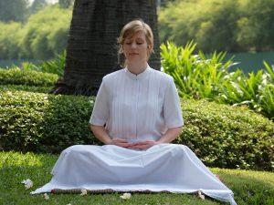 meditazione nella natura