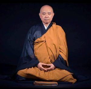 postura zen
